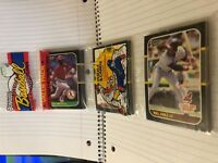 1987 DONRUSS VALUE PACK 45 CARDS.EACH PACKAGE HAS DIFFERENT PEOPLE ON FRONT