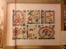 (B) Vintage Historical Sampler By Shannon Wasilieff Cross Stitch Chart