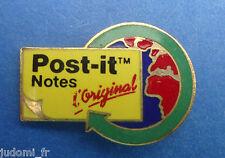 Pin's pin POST-IT NOTES L'ORIGINAL (ref L24)