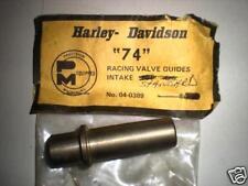 NOS Harley Davidson Panhead Intake Valve Guide STD