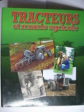 CLASSEUR POUR FASCICULES TRACTEURS ET MONDE AGRICOLE