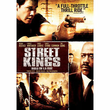 Street Kings (DVD, 2009, Checkpoint Sensormatic Widescreen) New