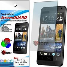 5 Pellicola Per HTC ONE Mini M4 Proteggi Salva Schermo Display LCD Pellicole