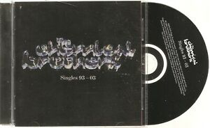 """The Chemical Brothers - """"Singles 93-03"""""""