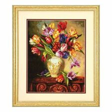 Dimensions Flowers & Plants Cross Stitch Kits