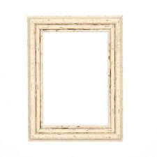 Ornate Swept Shabby Chic Picture Frame Photo Frame Poster Decor Gold Black White