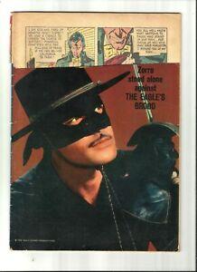 WALT DISNEY'S ZORRO #2 (1966, GOLD KEY) Silver Age Comic