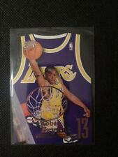 Kobe Bryant 1996 Fleer Ultra Fresh Faces RC Rooie