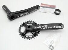 SRAM Single Speed, 11 Speed, Kurbelantrieb, 30 Zähne, X-SYNC, 170 mm, BB30, NEU
