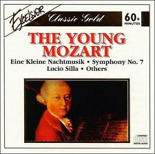 Unknown Artist : Excelsior Classic Gold the Young Mozart CD