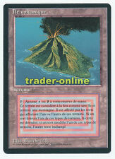 Volcan île volcanic island Magic FRENCH LIMITED Black Bordered Beta scan 15j032