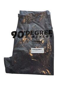90 Degree By Reflex Womens High Waist High Shine Faux Leather Disco Leggings M