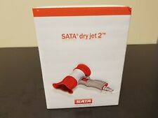 SATA 217489 Dry Jet 2 - Lightweight Paint Dying Blow Gun - FACTORY SEALED NEW