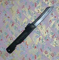 Japanese folding pocket neck Knife Chrome HIGONOKAMI M blade 65mm
