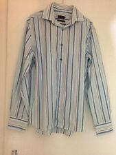 Cotton Long Striped NEXT Formal Shirts for Men