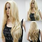 Heat Resistant Full Head Cosplay Wigs 19-28inch Long Wig Party Daily Dress cg8