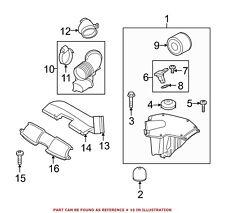 For BMW Genuine Engine Air Intake Hose Right 13717547591