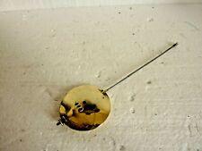Ancien balancier lentille pour Pendule /Carillon/Oeil de boeuf