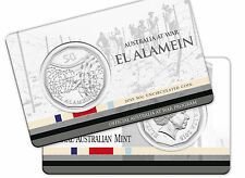 2015 Australia at War Series - El Alamein - 50c Coin
