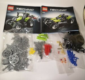 Lego Technic Joblot Collection Bundle - Wheels & Bits New In Packaging