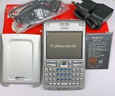 NOKIA E61 SMARTPHONE TASTEN-HANDY QWERTZ MOBILE PHONE UNLOCKED BLUETOOTH NEU NEW
