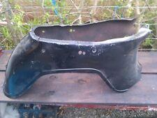 Triumph 6T original steel Bathtub Panels