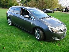 Vauxhall Astra J 2.0 cdti  Breaking Gray Estate