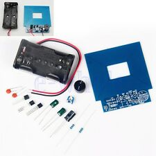 Metal Detector Locator DC Electronic Production Case 3-5V Simple DIY Kit HM
