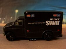 Matchbox Ford E350 Police SWAT Team Van Multi Pack Exclusive package fresh Q