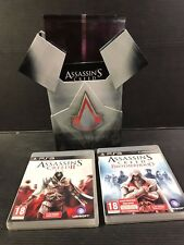 ASSASSIN'S CREED  COLLECTOR EDITIONS REVELATION BROTHERBOOD CREED2