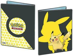 Ultra Pro 15105-P: Ultra-Pro Pokemon Pickahu 2019 9-Pocket Card Portfolio