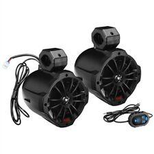 "Boss Audio B62ABT 6.5"" 2-Way Amplified Waketower Speakers w/Bluetooth Controller"