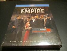 "COFFRET 5 BLU-RAY NEUF ""BOARDWALK EMPIRE, SAISON 2"""