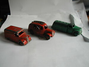 Meccano Dinky Toys vintage Die Cast Models