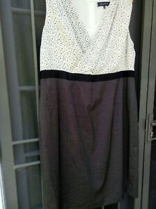 AK Anne Klein Dress 18W Gorgeous Dress  (#110)