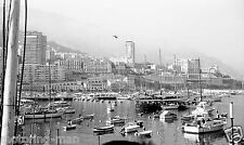 Grand Prix de Mónaco 1966 barcos en el puerto fotografía Fórmula uno 1 Foto GP