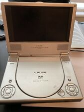 """Audiovox D1708 Portable Dvd Player (7"""") With Carrying Case"""