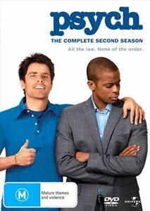 Psych - Season 2 DVD