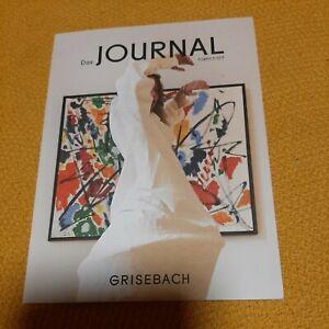 Grisebach Das Journal Herbst 2018 Ausgabe 8 Joseph Beuys