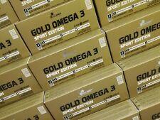 OLIMP GOLD OMEGA 3 SPORT EDITION 30 / 60 / 90 / 120 CAPS PROMO LOWEST PRICE EVER