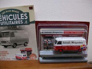 N°38 Le marchand de Moquettes - Peugeot Les plus beaux Véhicules Utilitaires