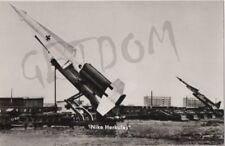 Raketenstellung Nike-Hercules - Deutsche Bundeswehr - fusée missile scud