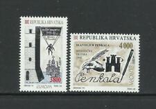 CROACIA. Año: 1994. Tema: EUROPA C.E.P.T.