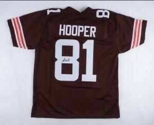 Austin Hooper Signed Jersey (JSA Hologram)Cleveland Browns