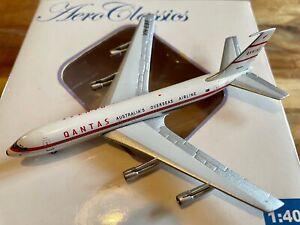 1:400 Aero Classics Qantas Boeing 707-138 VH-EBF 'City Of Adelaide'