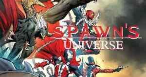 Spawn's Universe #1 (Cover A B C D / Variant / #318 #319 / 2021 / NM) MULTI-LIST