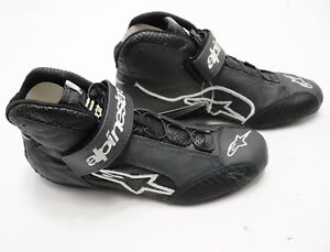 ALPINESTARS Tech 1-Z Racing SHOES Mens Drivers Shoes ANTHRACITE  SFI 3.3/5 NEW