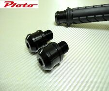 NEW KAWASAKI.ZX10.ZX1000.ZX10R.ZX-10R.10R.NINJA.NINJA10 BAR END- BLACK