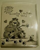 NEW STAMPS BY JUDITH   SUNSHINE + SMILES TO YOU!