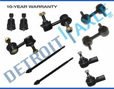 Brand New 10pc Complete Front Suspension Kit for 01-05 Acura EL and Honda Civic